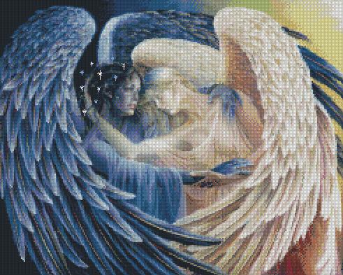 Ангелы | Просмотров: 2653