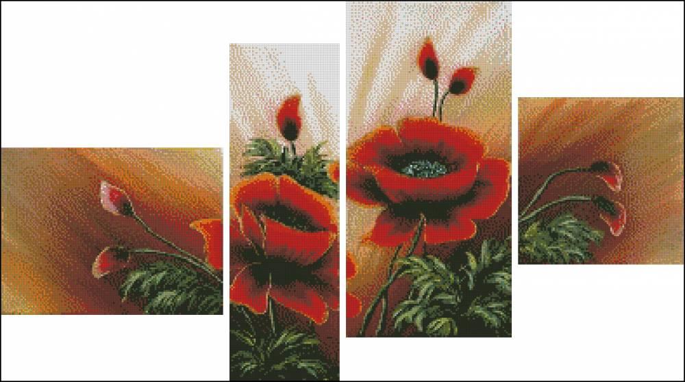 Цветы, натюрморты с цветами