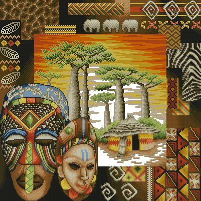 Африканская действительность